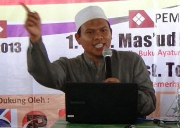 Profil Alumni Ponpes Darusy Syahadah : Ust Mas'ud Izzul Mujahid