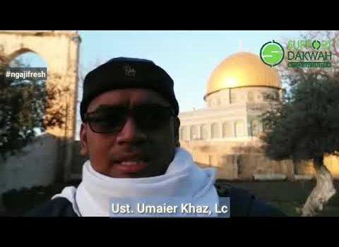Profil Alumni Ponpes Darusy Syahadah Ust Umair Khaz